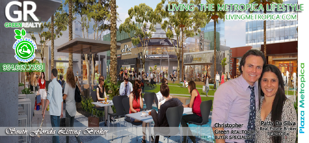 Metropica Sunrise Community